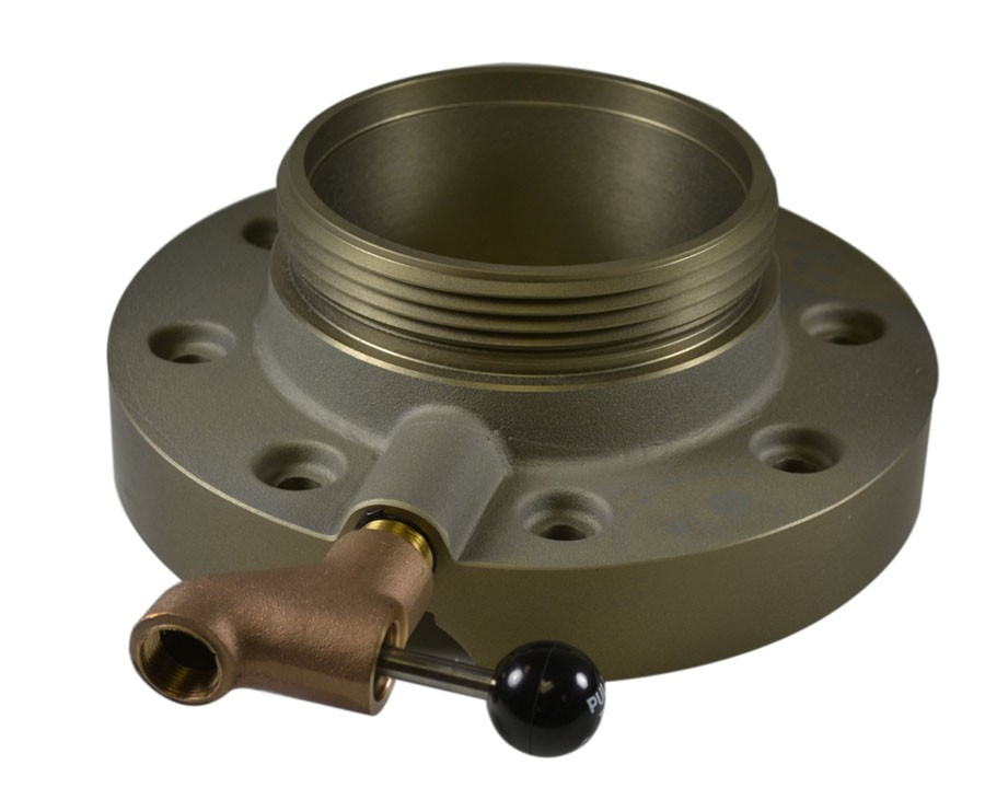 BVF, 4 National Standard Thread (NST) Male Female Flange Only for 5 BV78